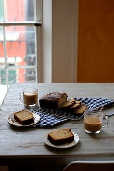 Brown Butter Banana Bread by joy the baker, via Flickr