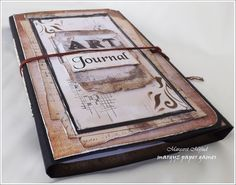 Margyz Paper Games: Two Simple Journals for Megs Garden - Part #1