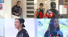 GOT7′s Jackson Is Afraid of Orange Caramel's Nana?... Roommate season 2
