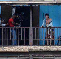 FAN Movie SRK Rumours have it that Fan is along the lines of Yash Chopra's hit movie 'Darr'