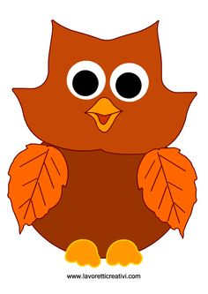 addobbi-autunno-gufo-1 Autumn Crafts, Fall Crafts For Kids, Autumn Art, Art For Kids, Christmas Crafts, Letter E Craft, Diy Letters, Owl Classroom, Kids Math Worksheets