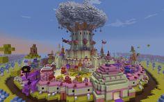 Minecraft Candy Kingdom