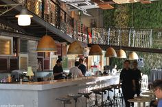 Potato Head- uniquely stylish bar, restaurant & lounge at Pacific Place, Jakarta
