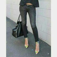 Maison Scotch LA Parisienne Skinny Black Jeans Perfect faded black jeans! Factory faded! So comfortable!! Maison Scotch  Jeans Skinny