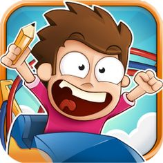 Create the perfect roller coaster to collect all the coins in this charming and challenging puzzle game!