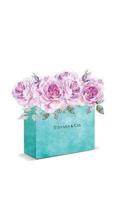 Tiffany bag art
