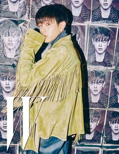 Eric Nam - W Magazine December Issue '16