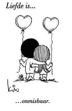 Liefde is... onmisbaar.