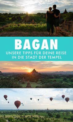 Bagan ist eines dieser Reiseziele, die man nie vergisst. Was es in Bagan alles zu sehen gibt, zeigen wir dir in unserem ausführlichen Guide.