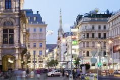 "Vienna. Austria's capital, known for classical music and architecture, will celebrate the 150th anniversary of the Ringstrasse and its hosting of the <a href=""http://www.eurovision.tv/"">Eurovision Song Contest</a> in 2015."