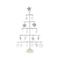 Figura de árbol con luz led. 45cm