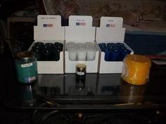 6 votive candles