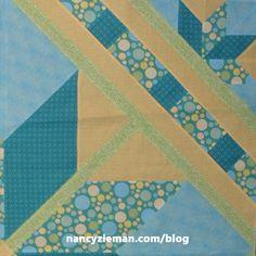Modified Lone Star Quilt Tutorial by Nancy Zieman   Nancy Zieman Blog