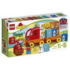 Descubre como con Lego Duplo aprenden los más pequeños. Creatividad e imaginación al poder con Lego Duplo.  www.conlosninosenlamochila.com