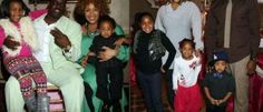 Mary Mary - Erica & Tina Campbell and their families