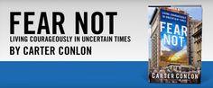 Fear Not | Carter Conlon [Book Excerpt]