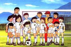 Super Campeones Campeones: Oliver y Benji / Supercampeones / Captain Tsubasa