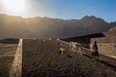 Fogo Natural Park Venue / OTO / Cape Verde