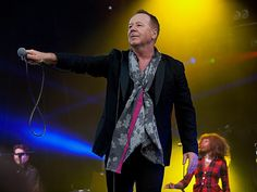 Beautiful One, Beautiful People, Jim Kerr, Simple Minds, Punk Goth, Lady And Gentlemen, Cool Bands, How To Look Better, Hot Guys