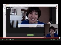 Very helpful tutorial on How To Use Google Hangouts on Air - 2013 2014 Update by Sue Soucy (8:42)