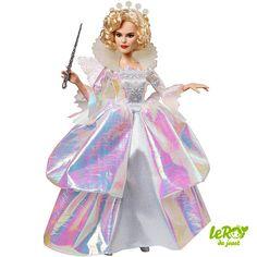 Barbie Bonne fée Cinderella Cendrillon  Leroy du jouet