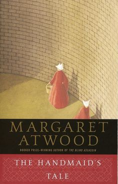 I just reread The Handmaid's Tale by Margaret Atwood! May next year's political discourse not include topics that cause me to revisit such novels, since I'm happy to reread great books without that motivation. Books And Tea, I Love Books, Great Books, Books To Read, Children's Books, 2017 Books, Big Books, Library Books, Book Authors