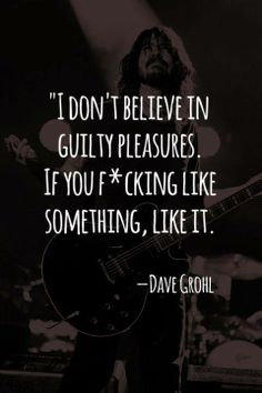 Dave Grohl is a genious