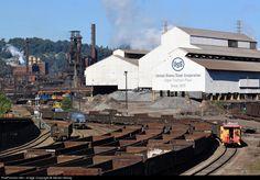 RailPictures.Net Photo: URR 21 Union Railroad EMD MP15DC at Braddock, Pennsylvania by Steven Mckay