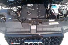 Audi B8 (A4/A5/Q5 2.0 TFSI) engine performance package (APR/034 Motorsports)