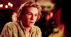 THE MOST BEAUTIFUL SMILE IN THE ENTIRE WORL!!!! Heath Ledger <3