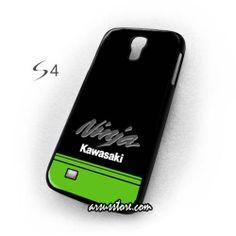 Kawasaki Ninja ZX R Motorcycle Sport Bikes Samsung Galaxy Case