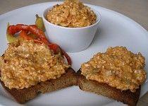 Pikantní pomazánka ze zbylých bílků Macaroni And Cheese, Meat, Chicken, Ethnic Recipes, Food, Mac And Cheese, Essen, Meals, Yemek