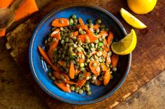 Lentil and Carrot Salad With Middle Eastern Spices By Martha Rose Shulman  NYT