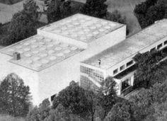 Viipuri Library (Vyborg Library/ Finnish: Viipurin kirjasto), Vyborg, Russia, 1927-1935   Alvar Aalto