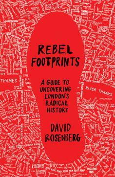 Rebel Footprints / design by Alex Robbins