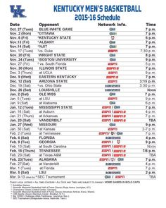 The schedule is out and the season is near! http://www.coachcal.com/35355/2015/10/mens-basketball-finalizes-2015-16-schedule/ …