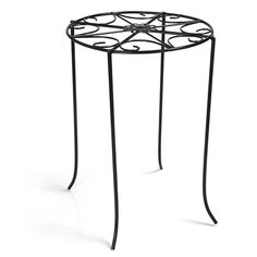 1 Tier Metal Plant Stand
