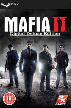 Mafia II: Digital Deluxe Edition (STEAM GIFT) DIGITAL 11,49€
