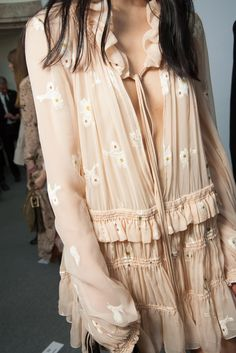 Chloé - Fall 2015 Ready-to-Wear