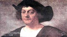 Week 1.  Christopher Columbus Biography