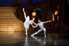 Reprezentația din 8 martie/March 2014 performnce | Bianca Fota (Cenuşăreasa/Cinderella) şi Ovidiu Matei Iancu (Prinţul/the Prince)
