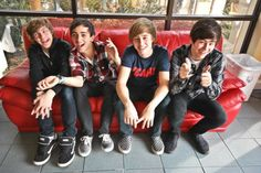 braiden (wtf), thomas, connor, riley