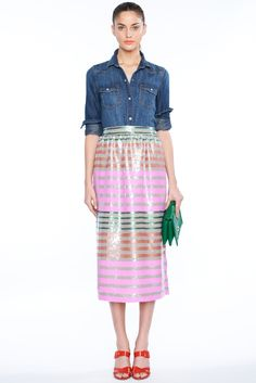 J.Crew Spring 2012 Ready-to-Wear Collection - Vogue