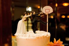 playing for keeps... lol love this my boyfriend would die of basketball was involved I our wedding its such a big part of his life