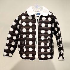 @faybrand junior fay junior spring summer 2016 polka dots jacket #fay #fayjunior #blackandwhite #polkadots #SS16 #spring #summer #springsummer2016 #childrens #kids #childrenswear #kidswear #kidsfashion #girls #boys