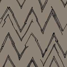 Peaks (Gravel) - Abstract Geometric Fabric - The Textile District design to custom print for home decor, upholstery, and apparel. Pick the ground fabric you need and custom print the designs you want to create the perfect fabric for your next project. https://thetextiledistrict.com #designwithcolor #fabrics #interiordesign #sewing