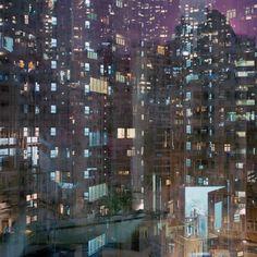 Ward Roberts, Reflections of Hong Kong, from the series Billions