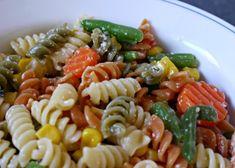 Quick Halloween Recipes   Quick and Easy Pasta Salad Recipe