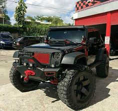with the largest selection of new and used Jeep Wranglers! Over 500 vehicles in stock. Jeep 4x4, Jeep Truck, Jeep Wrangler Unlimited, Jeep Rubicon, Strada Adventure, Volkswagen, Badass Jeep, Offroader, Jeep Mods