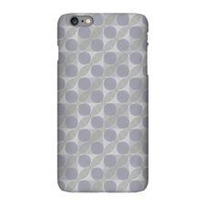 The Transparent Light Grey iPhone Plus 6 Slim Case
